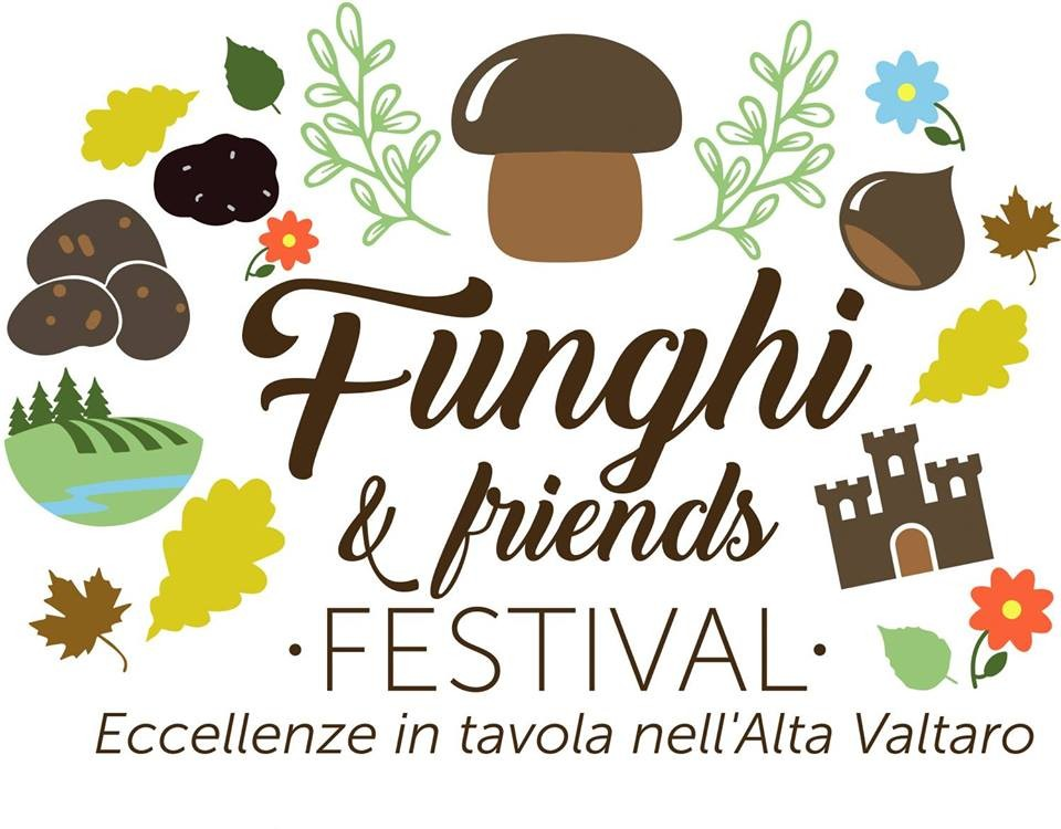 Funghi and Friends Festival - 1, 8, 15 Settembre